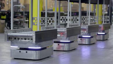 Photo of Autonomous Mobile Robot Provider OTTO Motors Raises $29m
